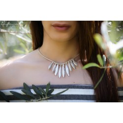 Sunny Side Branch necklace