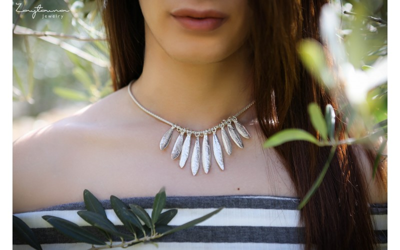 Sunny Side Branch necklace